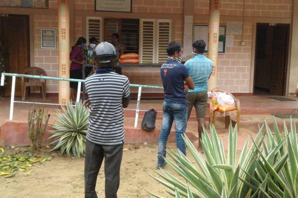 Noodhulp Sri Lanka