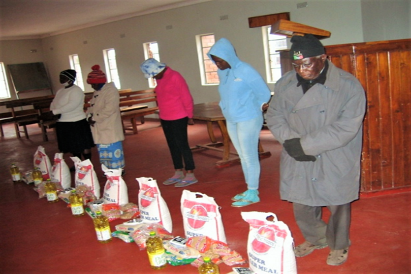 Zimbabwe Noodhulp